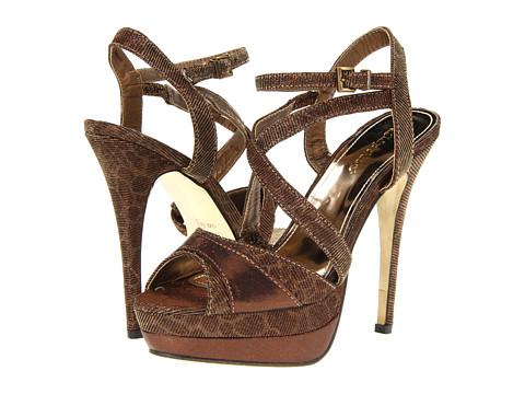 Pantofi 2 Lips Too - Too Shimmer - Bronze