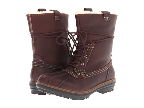 Ghete Cole Haan - Air Scout Boot - Redwood Waterproof/Shearling