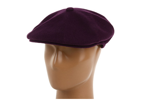 Sepci Kangol - P2I Wool Galaxy Water Repellant - Mulberry