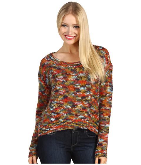 Pulovere Roxy - Elm Sweater (Juniors) - Sea Urchin Multi
