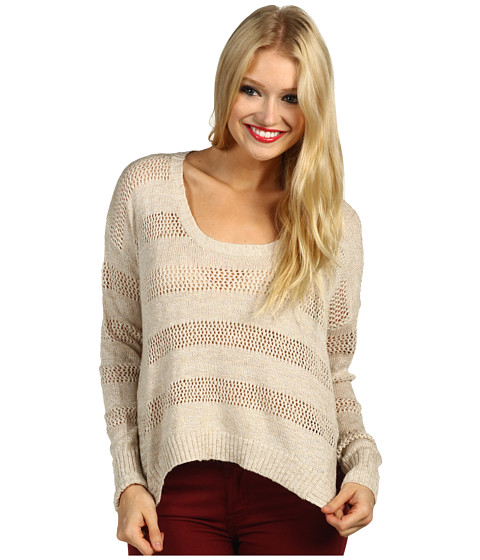 Pulovere Roxy - Rochester Sweater (Juniors) - Cream