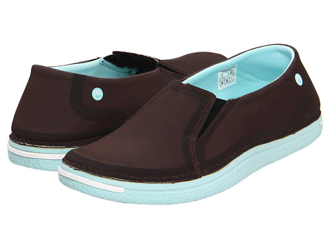 Adidasi Crocs - Waveseeker Shoe - Chocolate/Sea Foam