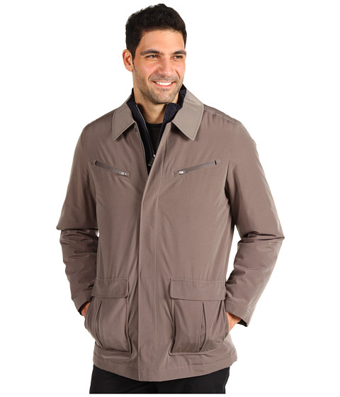 Jachete Nautica - Poly Tech 3-in-1 Systems Coat - Willow