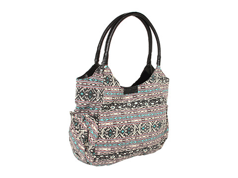 Genti de mana Billabong - Get Goin Tote Bag - Off Black