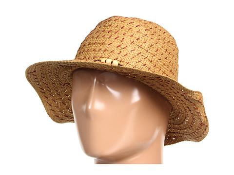Palarii Roxy - Breezy Straw Hat - Boulder