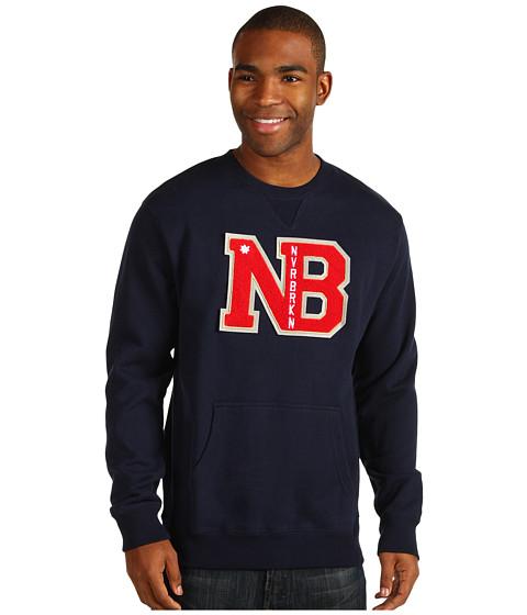 Bluze DC - NVRBRKN Rabbit Punch Crew Sweatshirt - DC Navy