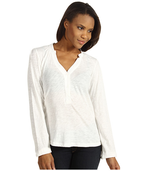 Bluze Carve Designs - Newport Long Sleeve - Gardenia