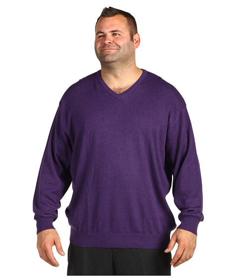 Bluze Fitzwell - Big & Tall Achava - Grape Heather