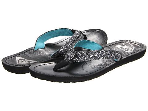 Papuci Roxy - Miami - Black