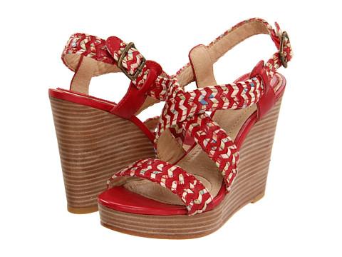 Sandale Frye - Corrina Whipstitch - Burnt Red
