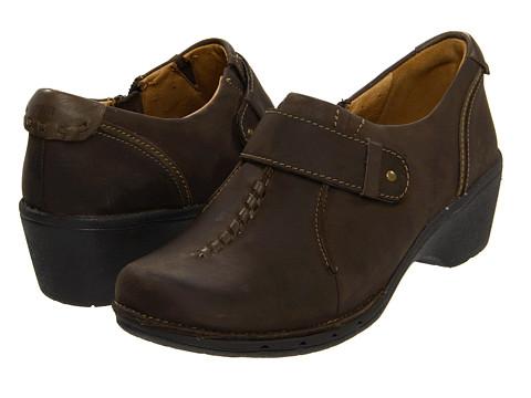 Pantofi Clarks - Un.sparrow - Moss Brown Nubuck