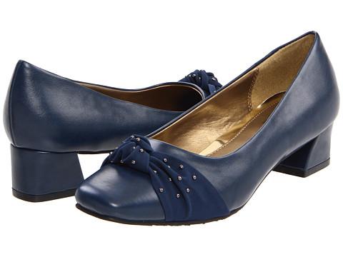 Pantofi Soft Style - Shiloh - Twilight Blue Patent
