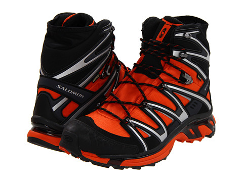 Ghete Salomon - Wings Sky GORE-TEX® - Orange/Black