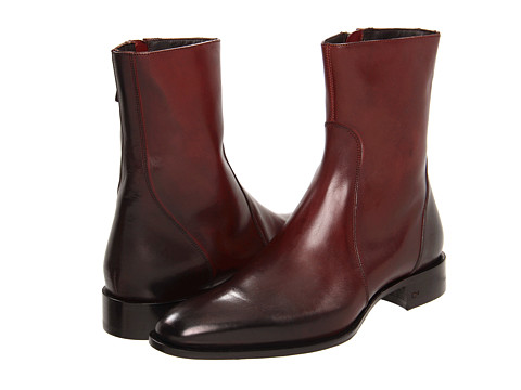 Ghete DSQUARED2 - Bond Street Ankle Boot - Bordeaux