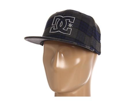 Sepci DC - Pinride Hat - Blue Grey Plaid