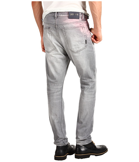 Blugi Just Cavalli - 5-Pocket Pant S03LA0018 - Grigio