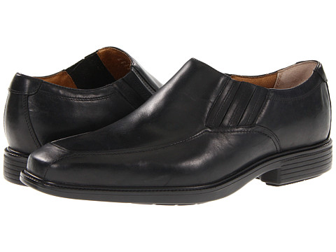 Pantofi Bostonian - Turner Slip On - Black