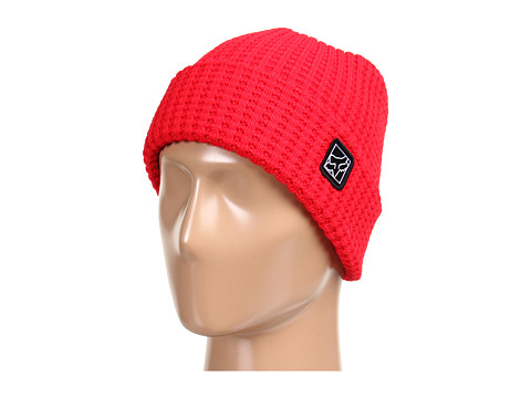 Sepci Fox - Comfort Beanie - Flame Red