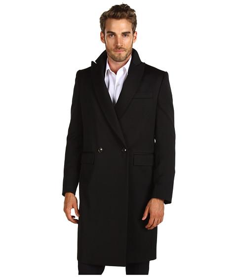 Jachete Just Cavalli - Peak Lapel Overcoat - Black