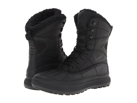 Ghete Nike - Woodside II High Boot - Black/Black/Black/Black