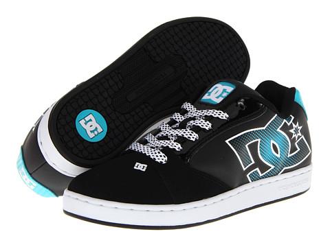 Adidasi DC - Raif W - Black/Turquoise