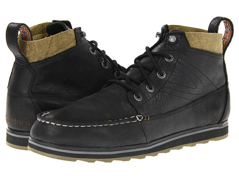 Ghete Tretorn - Holdyn Leather - Black/Capers