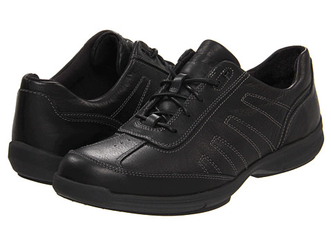 Pantofi Clarks - Wave.Helix - Black Leather