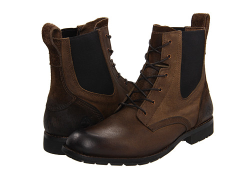 Ghete Timberland - Earthkeepers® City Premium Chelsea - Burnished Moss