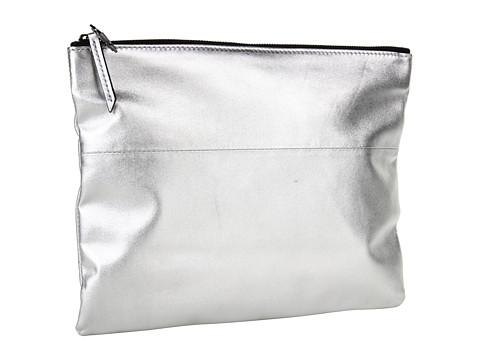 Genti de mana BCBGMAXAZRIA - Carina Evening Clutch Bag - Silver