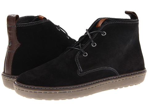 Ghete Fred Perry - Clayton Suede - Black