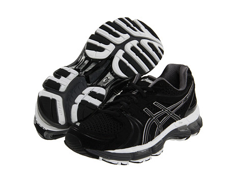 Adidasi ASICS - GEL-Kayano® 18 - Black/Onyx/White