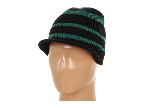 Sepci Quiksilver - Ember Beanie - Black/Forest