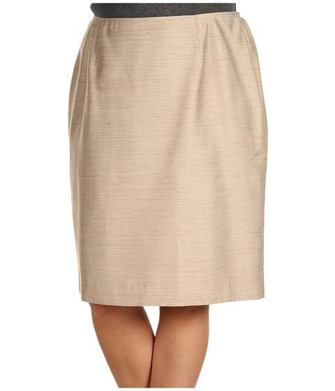 Fuste Jones New York - Plus Size Slim Skirt - Chino