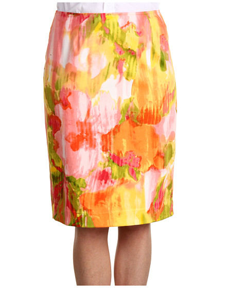 Fuste Jones New York - Slim Skirt - Primrose Multi
