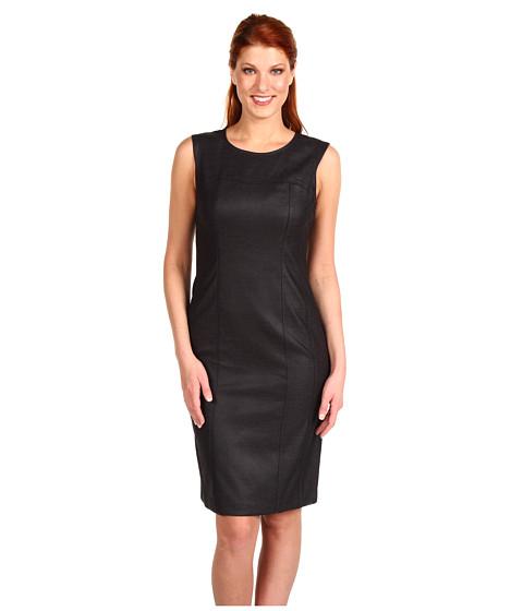 Rochii Jones New York - Double Seam Sheath Dress - Graphite Heather