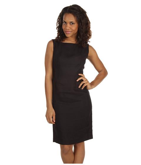 Rochii Jones New York - Grosgrain Trim Dress - Black