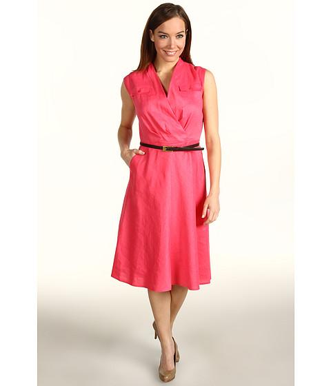 Rochii Jones New York - S/L Belted Flap Pocket Dress - Primrose