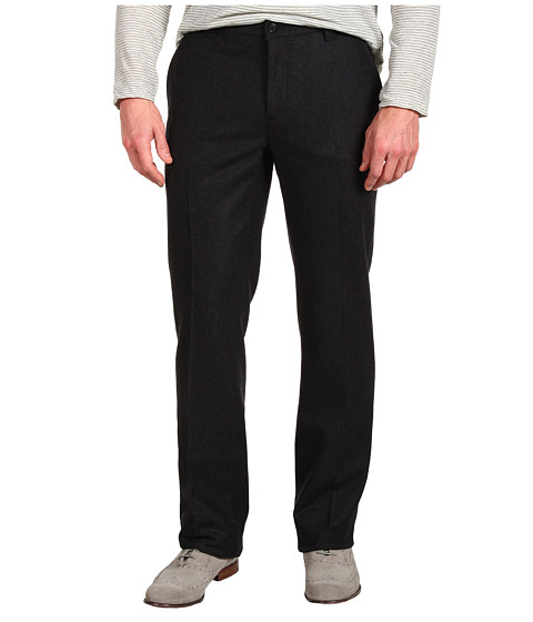 Pantaloni John Varvatos - Arrow Belt Relax Fit Pant - Concrete Heather