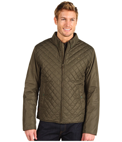 Jachete Lacoste - GLC Full Zip Quilted Jacket - WRack/Dark Turtle