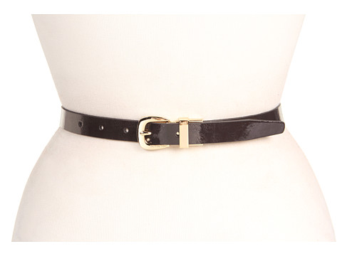 "Curele Michael Kors - 1 1/2\"" Michael Kors Logo Reversible Buckle In Pebbled Leather - Chocolate"