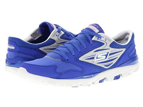 Adidasi SKECHERS - GOrun - Empowered - Blue/Grey