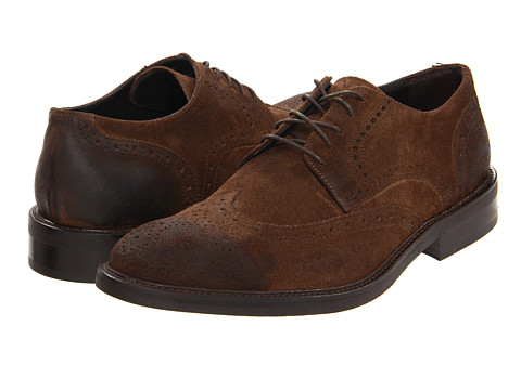 Pantofi To Boot New York - Carr - Brown Suede