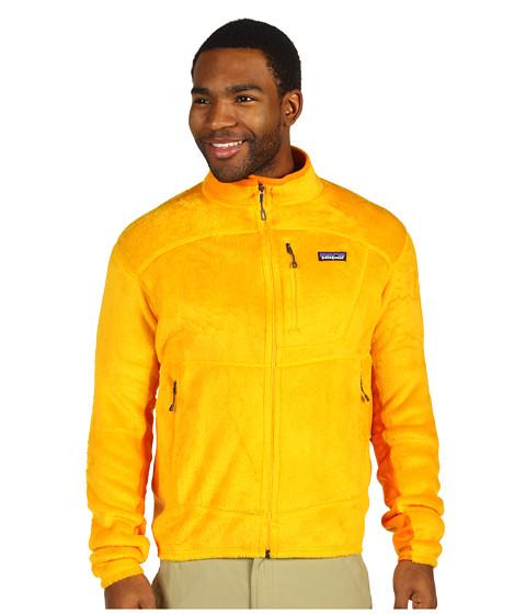 Jachete Patagonia - R2 Jacket - Aztec Yellow