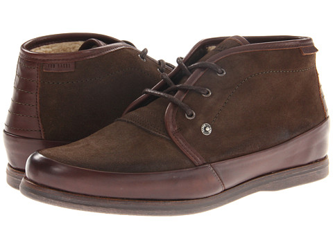 Ghete Ted Baker - Tropot - Brown Leather
