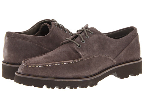 Pantofi Calvin Klein - Emeric - Mushroom