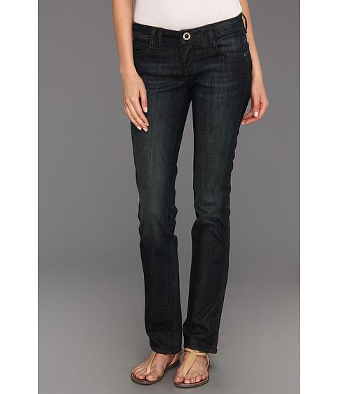 Pantaloni Volcom - Static Straight Jean - Dust Bowl Indigo