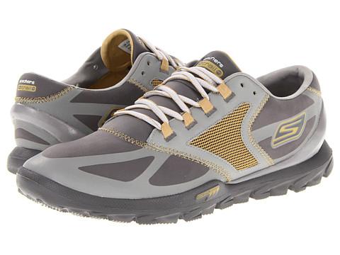Adidasi SKECHERS - GOtrail - Charcoal Yellow