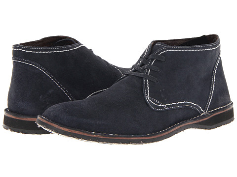 Ghete John Varvatos - Hipster Chukka - Midnight