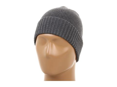 Sepci Echo Design - Cashmere Blend Cuff Hat - Grey