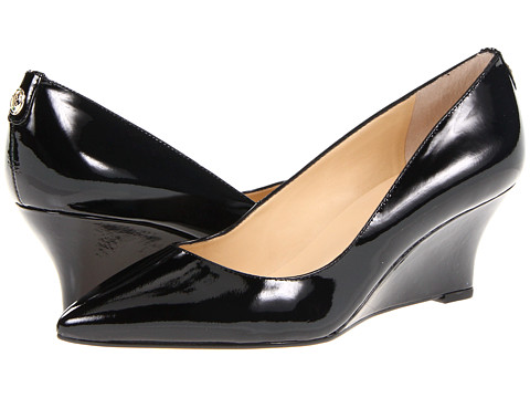 Pantofi Ivanka Trump - Natale - Black Patent